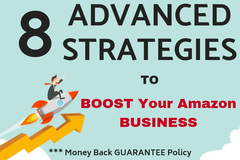 Package: 8 Advanced Strategies to BOOST your Amazon Business in 2020
