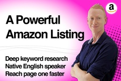 Package: A powerful Amazon listing to increase profit