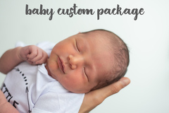 Package: Custom package $350 for Saf