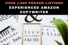 Package: Copywriting RESULTS for OVER 1,000 Detailed Page Listings!
