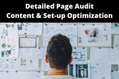 Package: Detailed Page Audit, Tear Down & Optimization