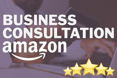 Package: 30 minutes E-commerce 360 + Amazon FBA Consultation EN ES FR