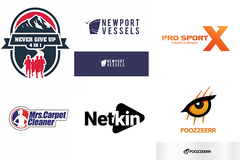 Package: Premium LOGOS for premium BRANDS!