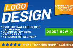Package: HIGH QUALITY BRANDING STRATEGY - LOGO DESIGN
