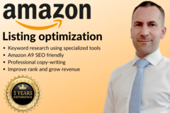 Package: Amazon Listing, FBA Shipments and advice