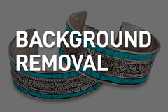 Package: Background Removal in Photoshop Editing