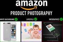 Package: 5 STAR PHOTOS! 5wb, 1 lifestyle, 1 infographic- RAPID WORK!!