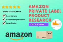 Package: 1 Winning Product: Product Research $5,000+ Rev Per Month