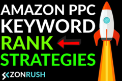 Package: 2020 Amazon PPC Keyword Rank Strategies Guide
