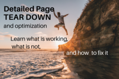 Package: Listing Audit, Page Tear Down & Content Optimization