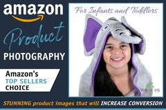 Package: Premium Amazon HD Product Photography | FREE BONUS 3D RENDER