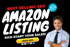 Package: Best-Selling SEO Professional Amazon Product Listing!