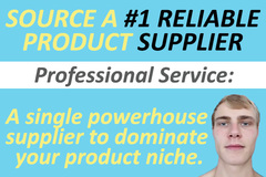 Package: PRO Product Sourcing - One Winning Supplier to Dominate
