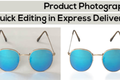 Package: 9 product photography editing & white background package