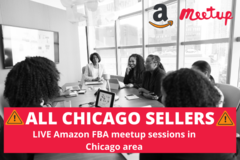 Package: Amazon FBA Seller Meetup in Chicago