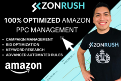 Package: *SALE* Amazon PPC Management + Optimization Service