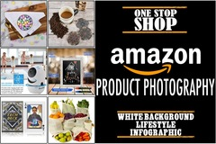 Package: 15% OFF- 5 WHITE BACKGROUND IMAGES- 2 day return!
