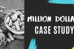 Package: I will send you 48 Million Dollar Case Study+30 Minutes Call