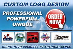 Package: Custom Professional Logo Design