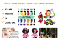 Package: One-Stop Shop Product Photo: Still, Lifestyle & Infographics