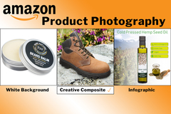 Package: Creative Composite Product Photography