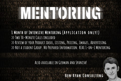 Package: 30 Days Private Label Mentorship