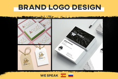 Package: Brand Logo Design
