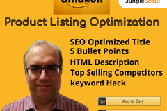 Package: High Converting Amazon Product Listing+Competitor Hack!
