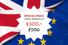 Package: 40% OFF! ENGLISH TO GERMAN, FRENCH, ITALIAN & SPANISH