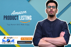 Package: Professional Amazon Ghostwriter + Golden PPC Keywords [SALE]