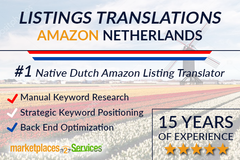 Package: Native Dutch Product Listing Conversion without A+