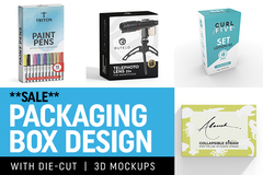 Package: *SALE*  Perfect Packaging Box Design