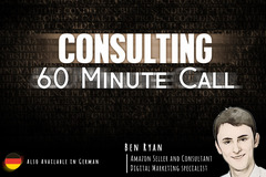 Package: Consulting Call (60 minutes)
