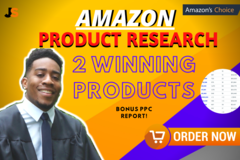Package: 2 Winning Products: Product Research $5,000+ Rev Plus Bonus!