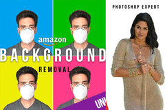 Package: 7 PHOTOS BACKGROUND REMOVAL PACKAGE UNLIMITED REVISIONS