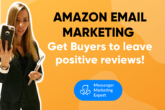 Package: Email Marketing Set Up foe your Amazon Brand