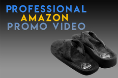 Package: Professional Amazon Promotional Video