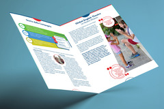 Package: Brochure design