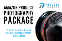 Package: Premium Amazon Product Photography Package That Sells!
