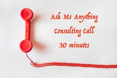 Package: 30 Mins Of Consulting For Amazon Business - Ask Me Anything!