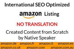 Package: Optimized Amazon Content in your Language