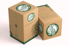 Package: Logo + Package design + Insert card