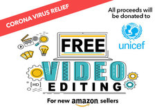 Package: FREE VIDEO EDITING CORONA VIRUS SPECIAL RELIEF