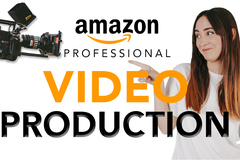 Package: High Quality Amazon Video + 5 Photos Product Package