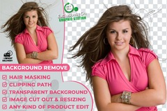 Package:  Background Removal - 10 images