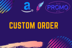 Package: CUSTOM ORDER FOR JEFF