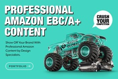Package: PROFESSIONAL AMAZON EBC/A+ CONTENT (UPLOAD INCLUDED)