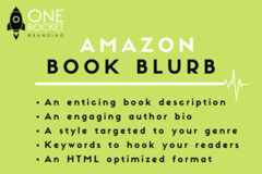 Package: AMAZON BOOK BLURB
