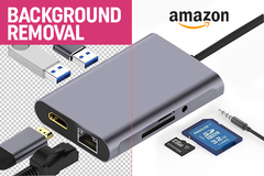Package: Amazon Product Background Removal