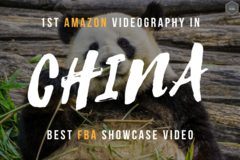 Package: FBA **Product Videography** In CHINA | IPS® 3